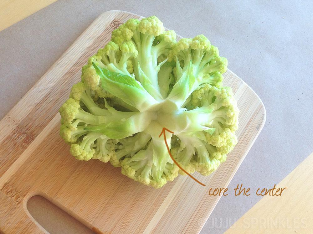 Cauliflower Core