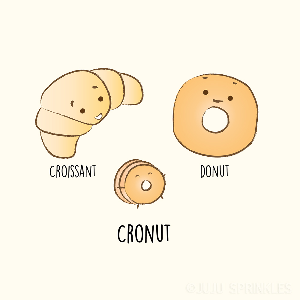 Cronut Cruffin Craze 1