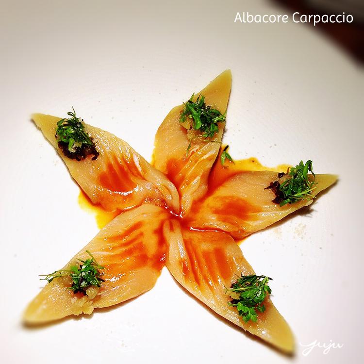 Bamboo Sushi Carpaccio750x750