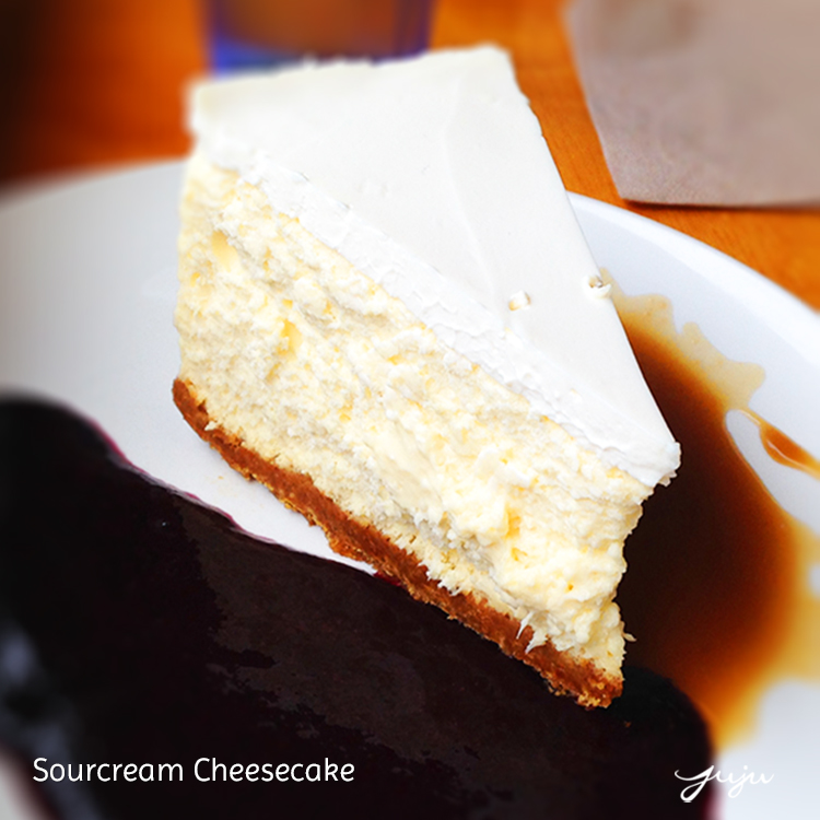Goodlife Cafe Sourcream Cheesecake750x750