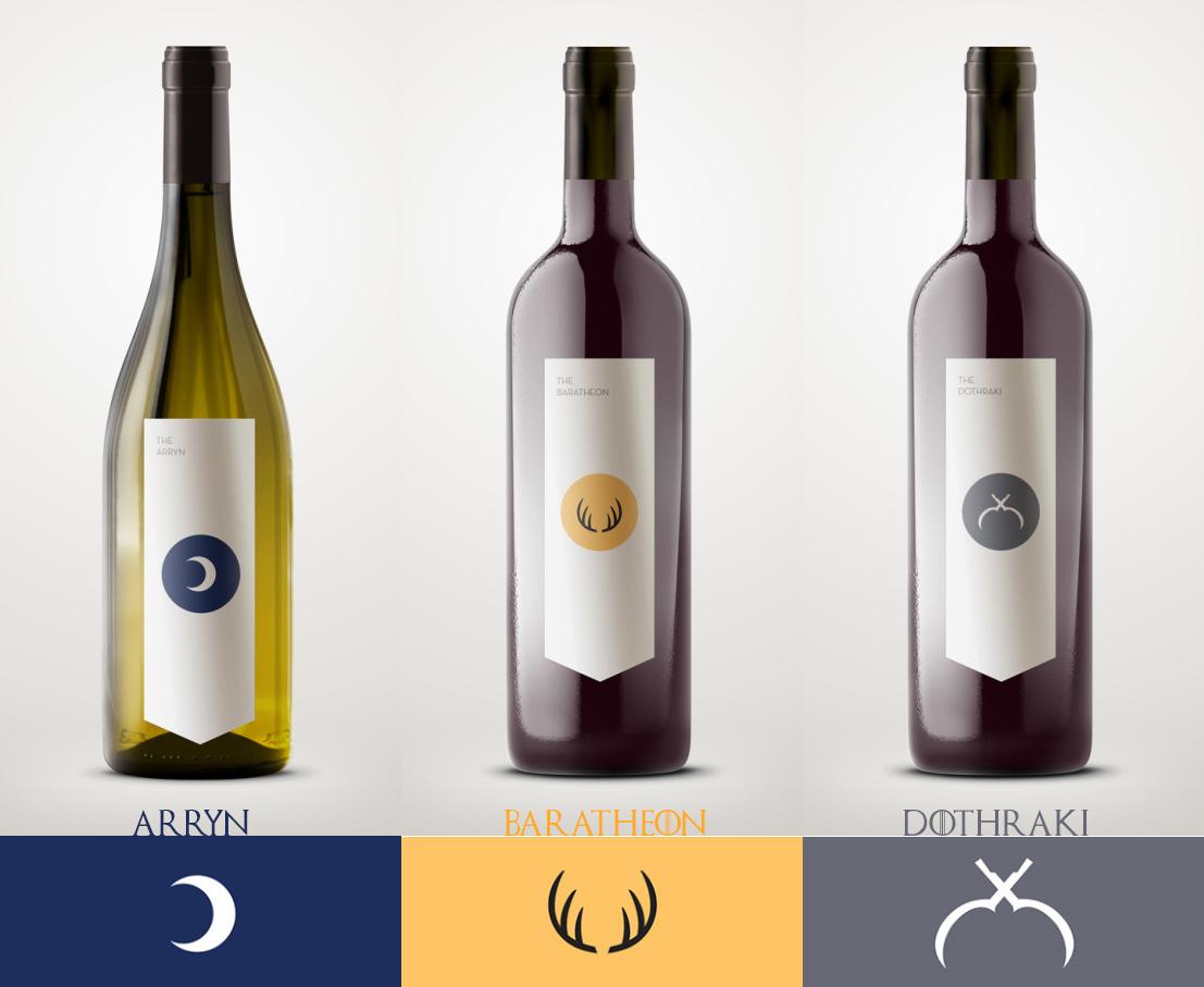 Wine of westerors 1