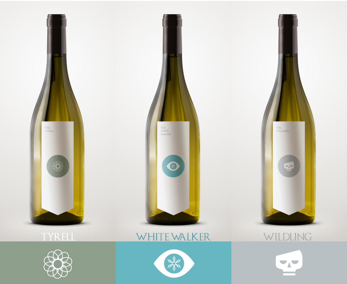 Wine of westerors 4