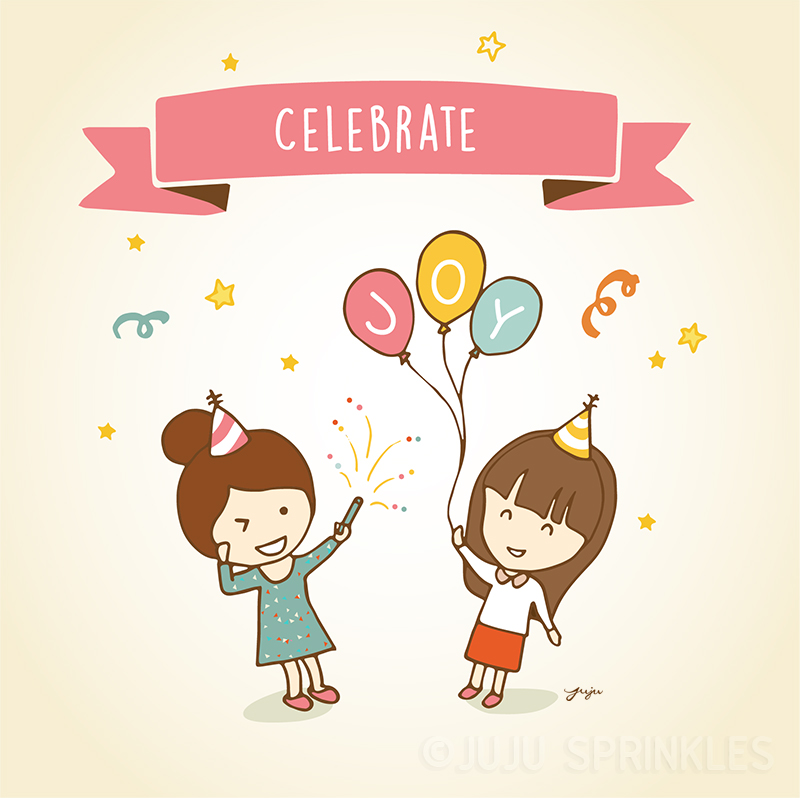 Konmari Celebrate 1