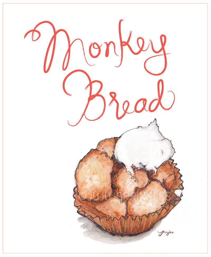 Monkey Bread Juju Sprinkles