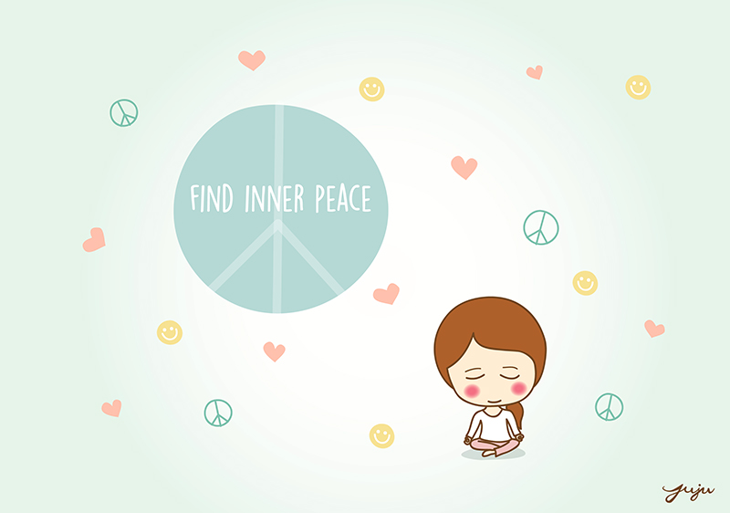 Find Inner Peace KonMari
