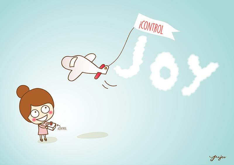 I Control Joy KonMari