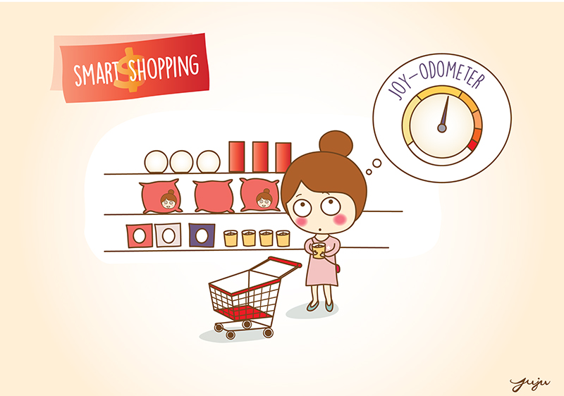 Smart Shopping KonMari