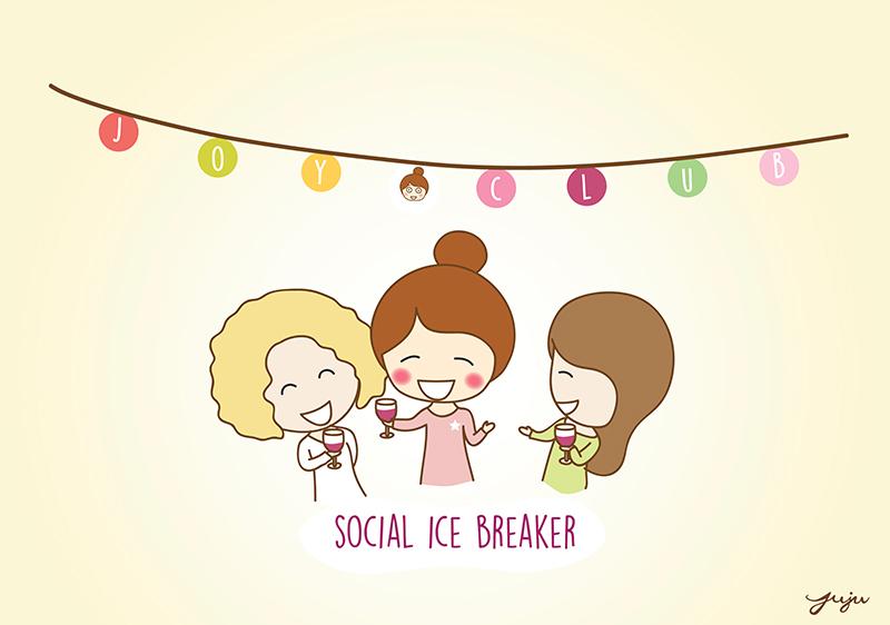 Social Ice Breaker KonMari
