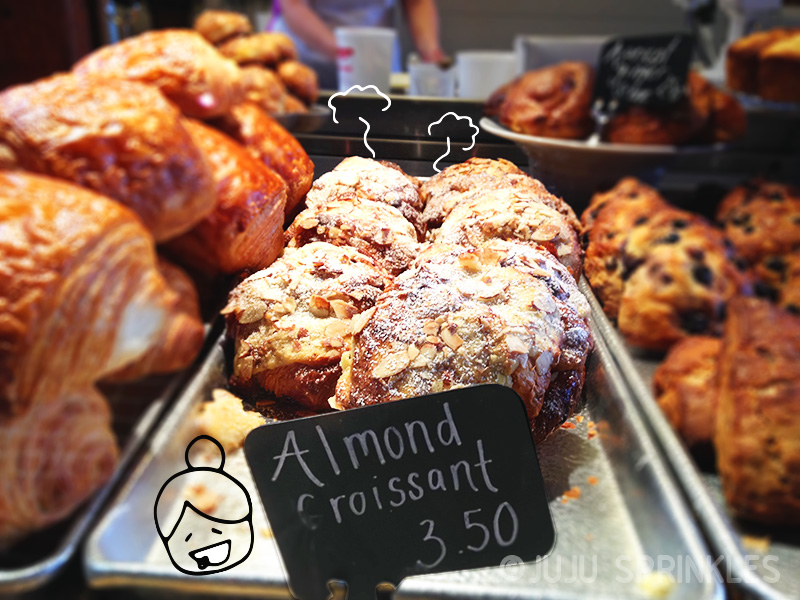 Thorough Bread Almond Croissant 8056