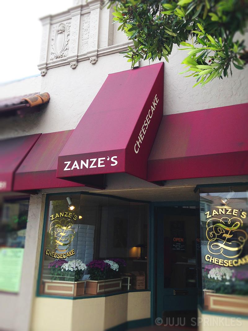 Zanze Storefront