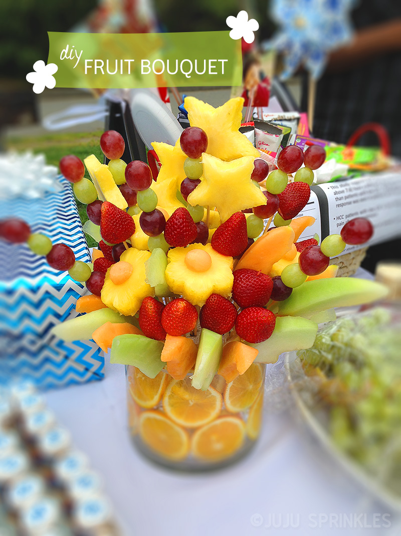 what fruits are healthy fruit bouquets