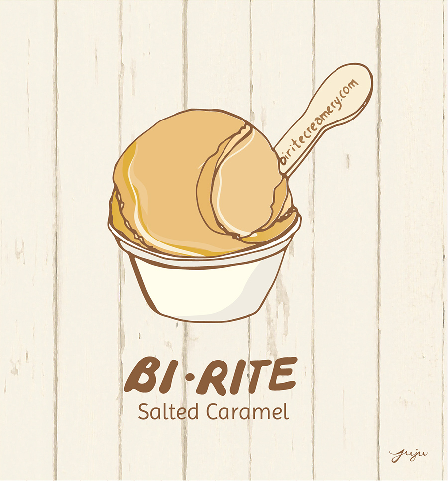 Juju Sprinkles Ice Cream Birite